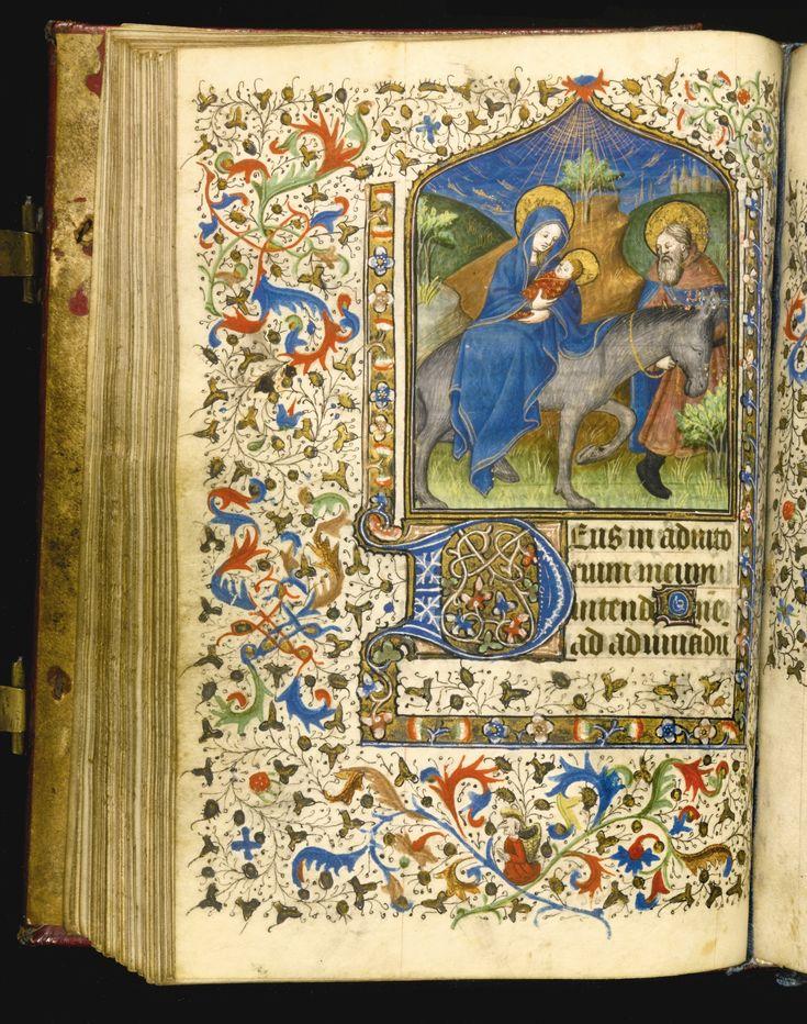 how to make an illuminated manuscript