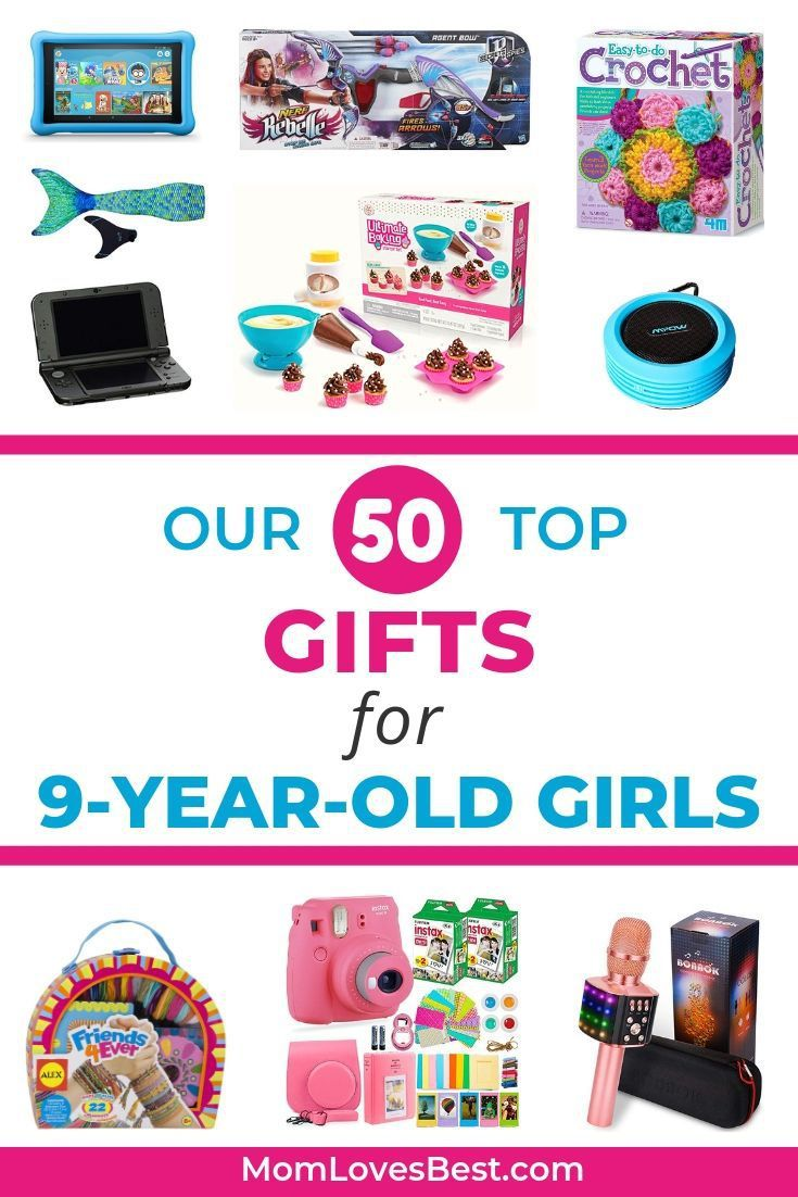 Top 50 Christmas Gifts 2020 50 Best Toys and Gift Ideas for 9 Year Old Girls (2020 Picks) | 9