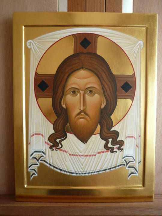THE ICON - PAINTER ANTONIO DE BENEDICTIS (ITALY)…