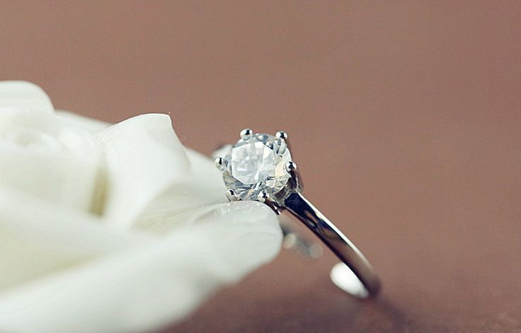 Подлинная Стерлингового Серебра 925 Изысканные Свадебные Украшения Кольцо Люкс Классический ААА Цирконий 925-Sterling-Silver Кольца Для Женщин K40
