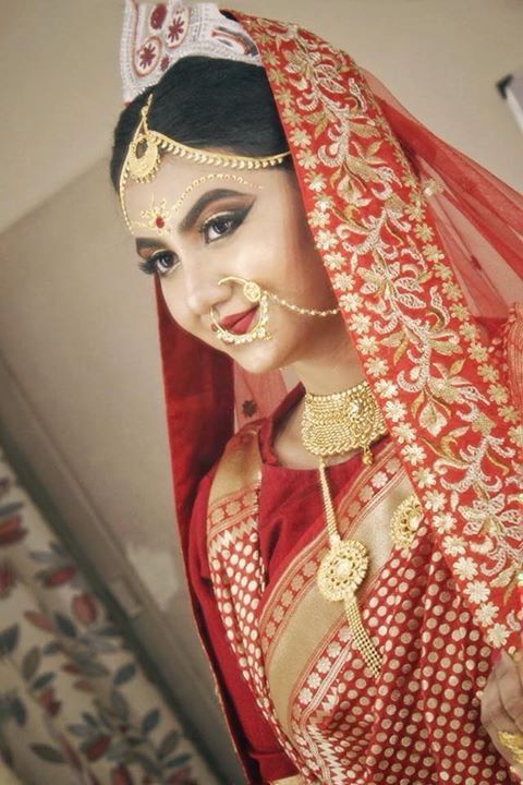 Another Bridal Demo @my class Late upload Contact @9836672590 for any details regarding bridal Bookings & Makeup Classes only. Between 11am- 9pm Bridal Bookings are open from March, 2018- December, 2018. #makeupeye
