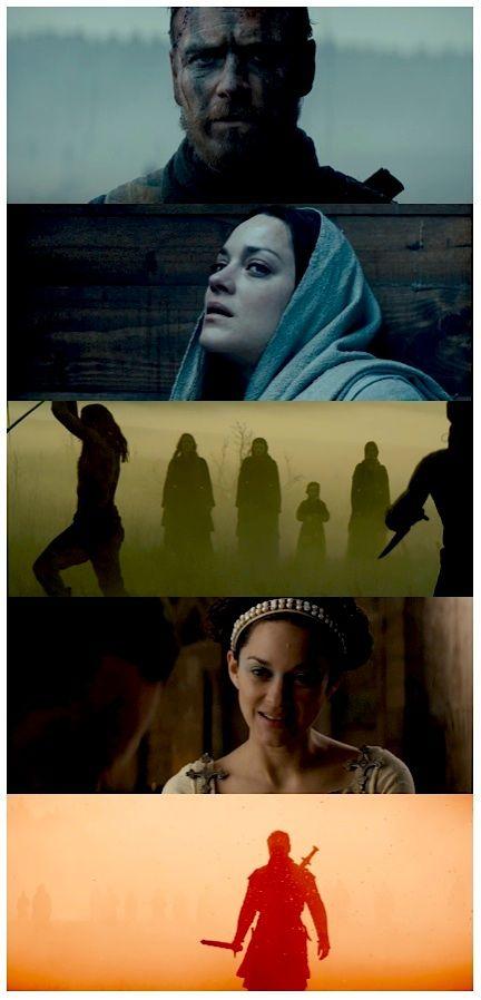 """Macbeth"" (dir. Justin Kurzel, 2015)"