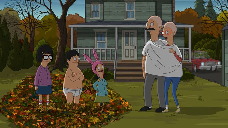 The Hauntening is the third episode in Season 6// Bob's Burgers