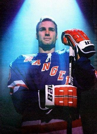 Eric Lindros - NY Rangers