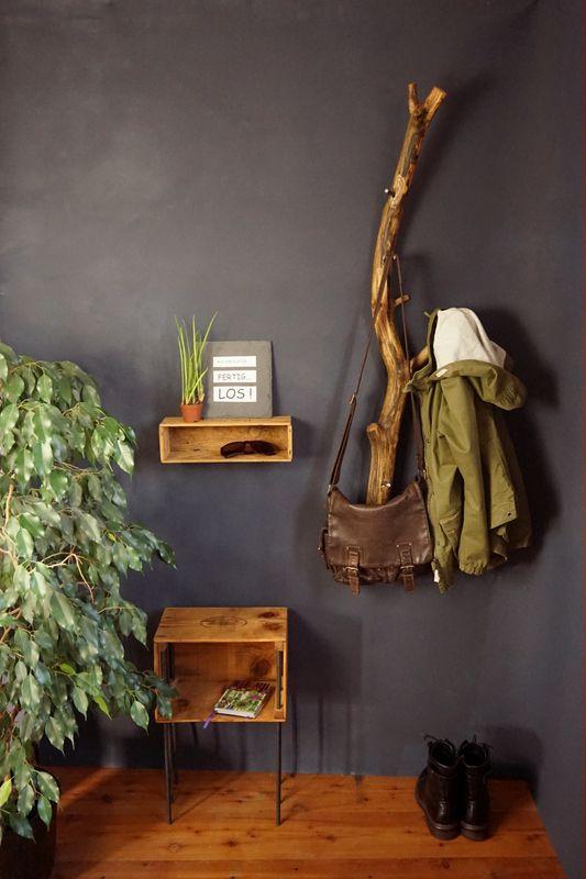 Modernes Wohnen Mit Altem Holz Wohnen Deko In 2019 Pinterest