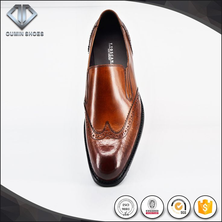 Check out this product on Alibaba.com APP Fashion Brown lastest dress shoes for men italian shoes and bag set