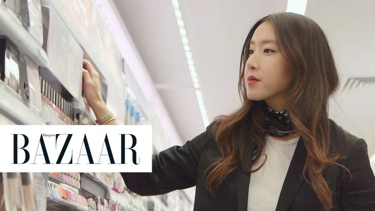 Makeup Artist Picks Best Eyeliners at The Drugstore: Celebrity Makeup artist Nina Park takes BAZAAR on a trip to Walgreens Beauty to find the best eyeliners, eyeshadows and mascaras at the drugstore.