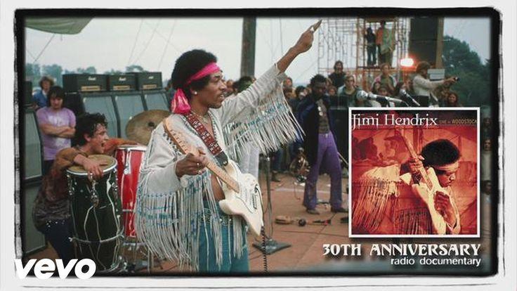 Jimi Hendrix - Live at Woodstock (Part 1)