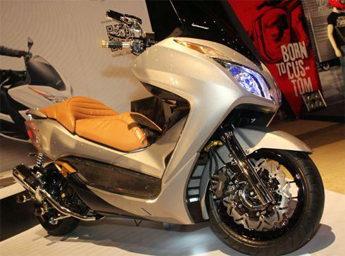Honda Forza 300i