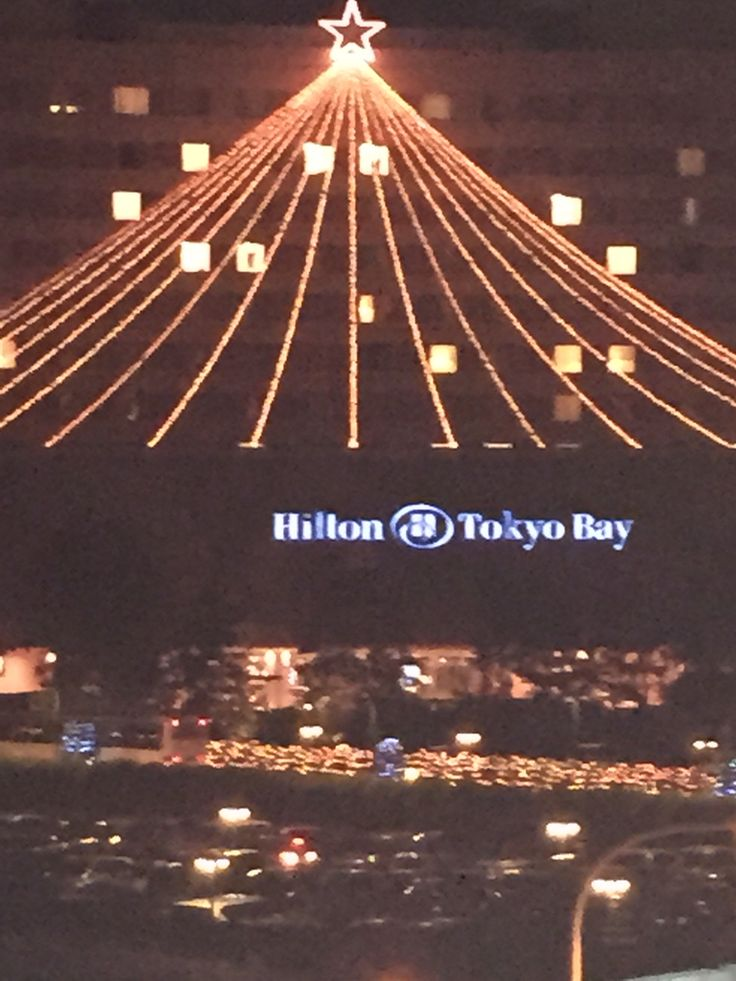 """Hilton Tokyo Bay - Accessible Bathroom on """"Happy Magic"""" Floor. Accessible bus to Accessible Monorail + Accessible transfer to Maihama Station"""