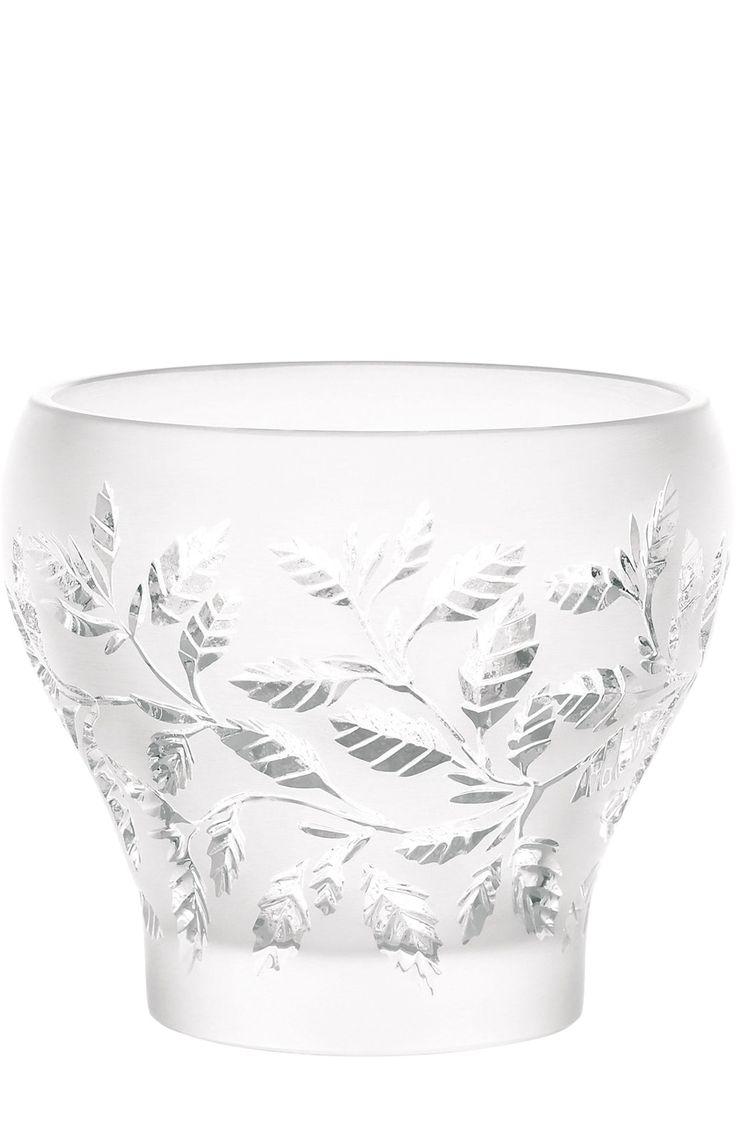 Lalique Подсвечник Basil Бесцветный 22 180 Р.