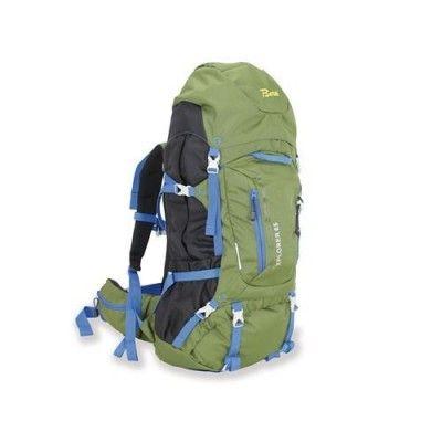 Zaino da trekking adatto ad escursioni di più giorni , capienza 65 L. Modello Xplorer 65 di Bertoni Lo zaino per chi vive la montagna con passione