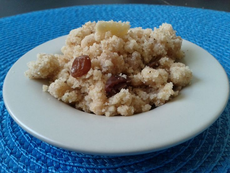 Cocozil recipes from mauritius mauritian style semolina for Cuisine mauricienne