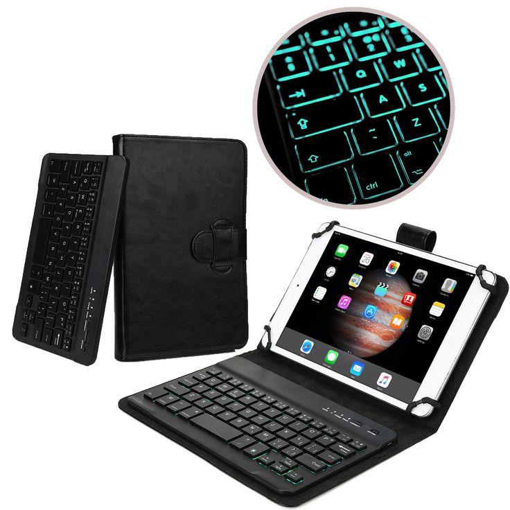 Cooper Backlight Executive Bluetooth Keyboard Folio for Motorola Droid XYBoard 8.2