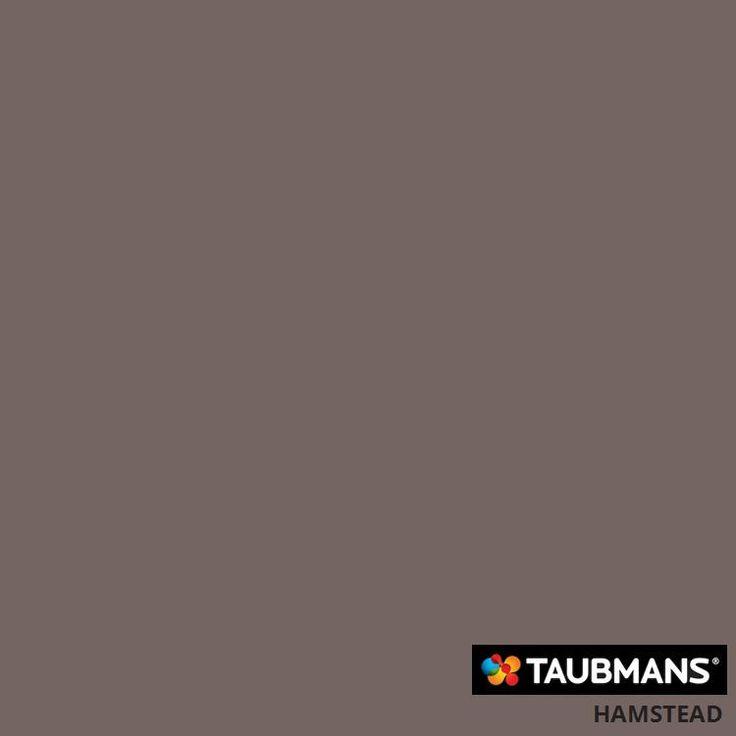 #Taubmanscolour #hamstead