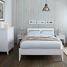 John Lewis Aspen Bedroom Furniture, White