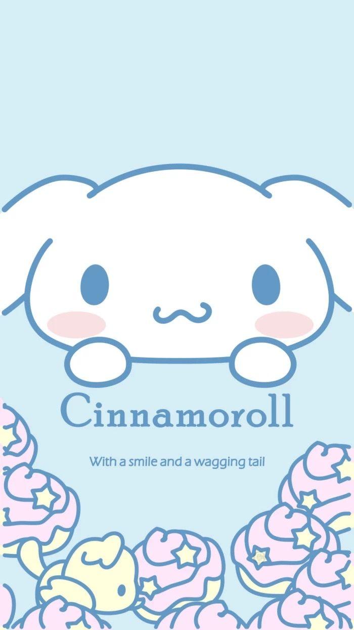 Cinnamoroll おしゃれまとめの人気アイデア Pinterest Pankeawป านแก ว シナモロール 壁紙 かわいい 壁紙
