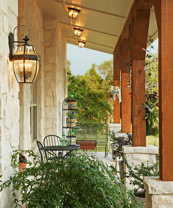 33 best images about texas hill country homes on pinterest for Texas ranch house plans with porches