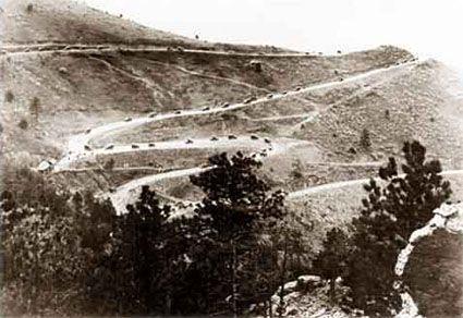 City & Mountain Views of Jefferson County Colorado - Lariat Trail