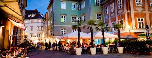 the romantic city center of Graz  © Graz Tourismus/Harry Schiffer #feelaustria