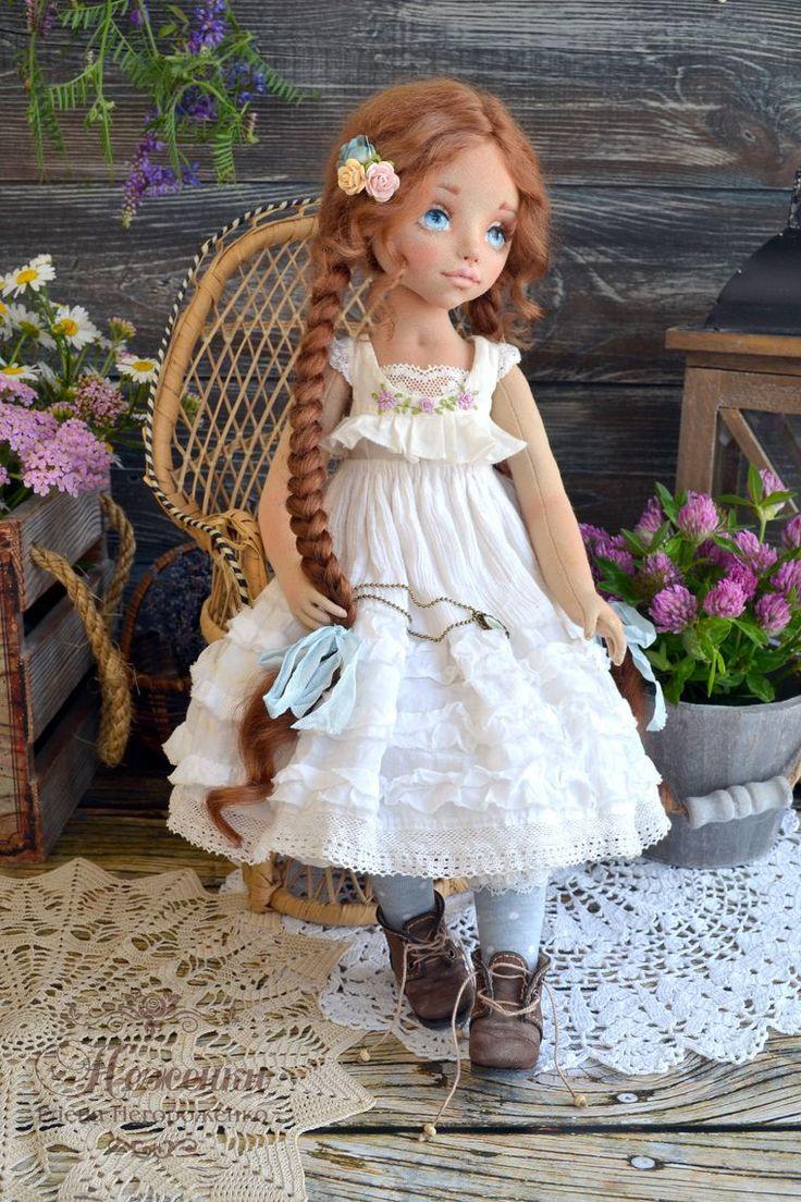 девочка, кукольное платье