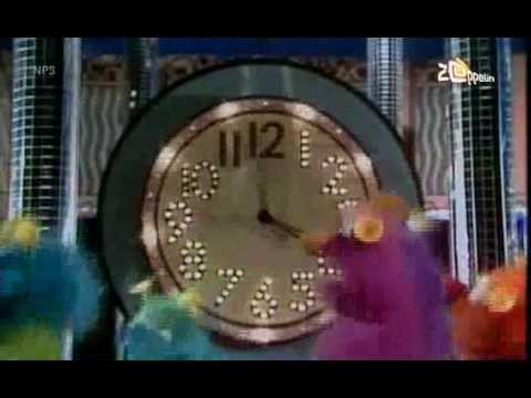 Sesamstraat - We gaan het klokje rond