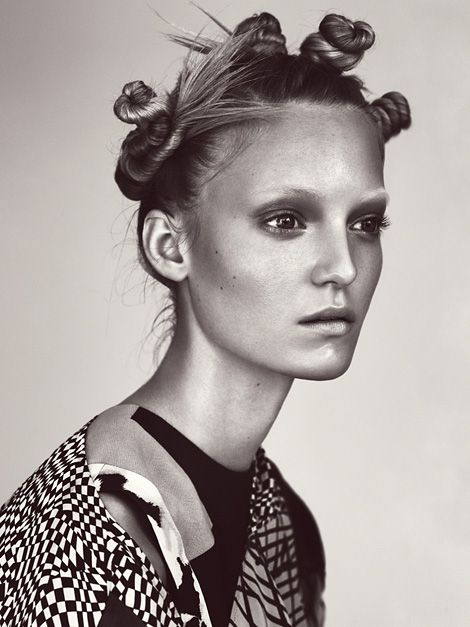 Theres Alexandersson, styled by Lisa Lindqwister and photographed by Andreas Sjodin.