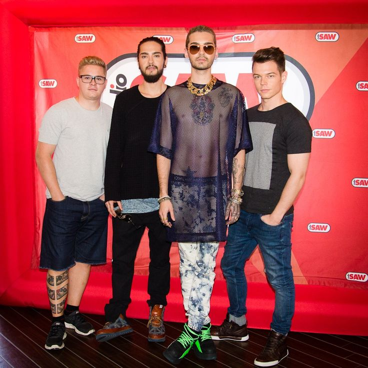 3 years ago today, Tokio Hotel were special guests at Radio Saw in Magdeburg. They had an interview, performed some songs and also met the fans. FULL GALLERY Credits to the owners