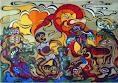 canadian aboriginal paintings