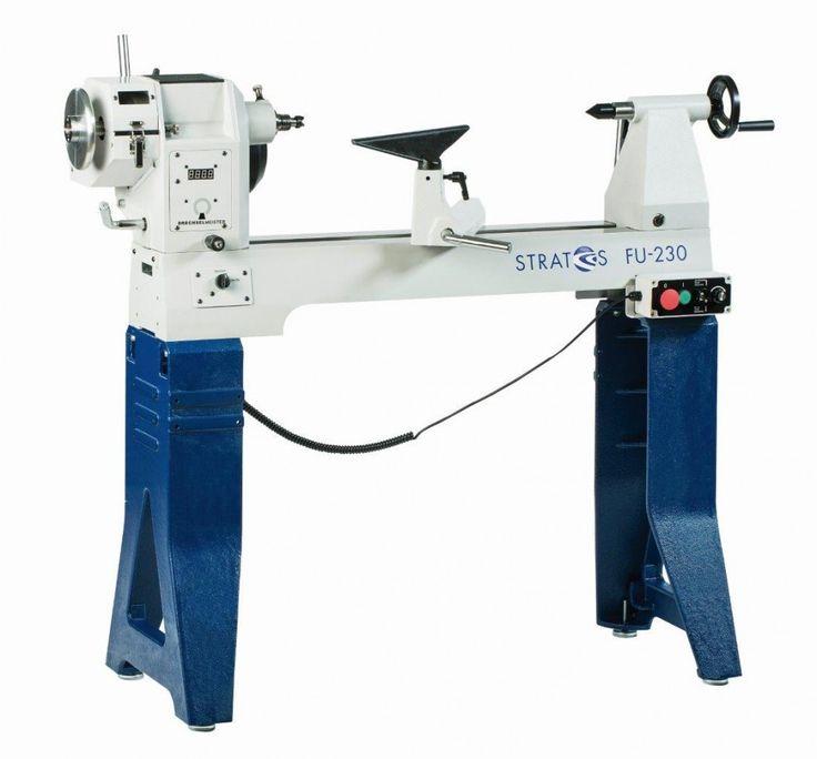 Drechselmaschine Drechselmeister STRATOS FU-230