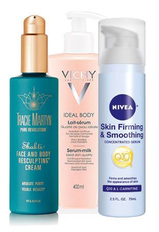 Skin firming lotions and creams sound like a too-good-to-be-true snake oil sales pitch, but some of them offer real results. These favorites really work.