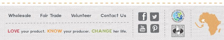 Shop Global Mamas - Love your product. Know your producer. Change her life.