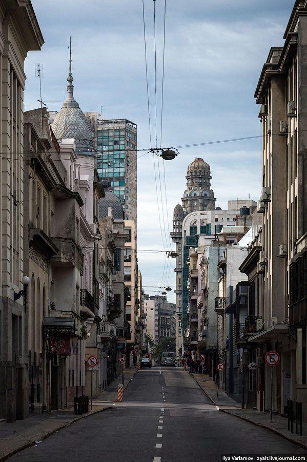 Монтевидео, Уругвай – Варламов.ру