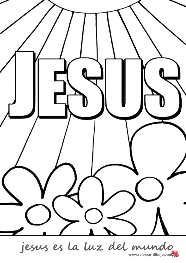 Image result for paginas biblicas para pintar | Dibujos para pintar ...