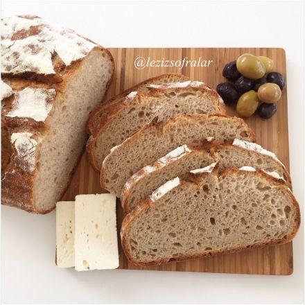 Eksi Mayali Ekmek   Lezizsofralar'a Hosgeldiniz