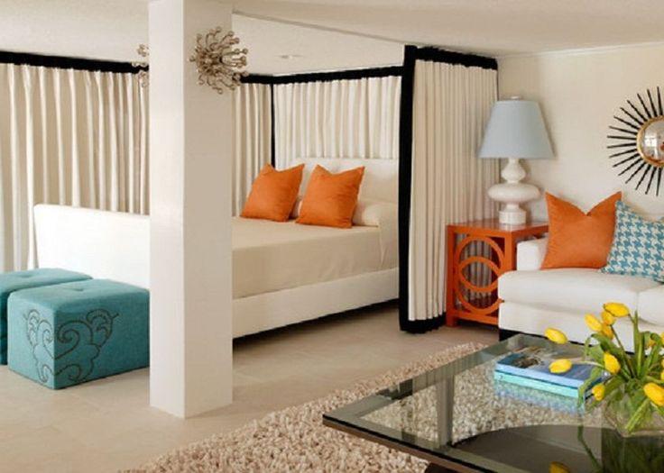 decorate studio apartment ideas