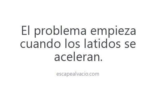 El problema :(
