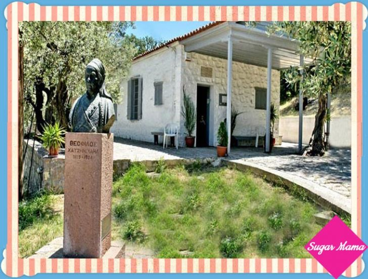 Μουσείο Θεόφιλου στην Μυτιλήνη