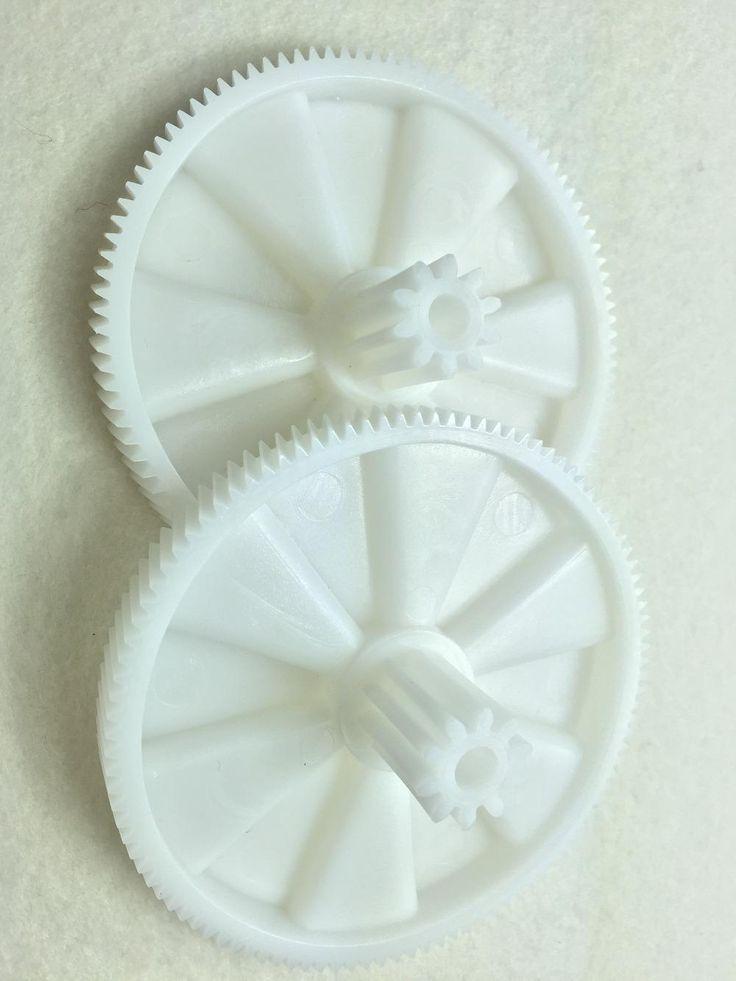 [Visit to Buy] 2piece Kenwood Meat Grinder Parts Gear Plastic Gear Fit MG300 400/450/470/500/510/511/515/516/517/520,PG500/520 DELONGHI KMG1200 #Advertisement