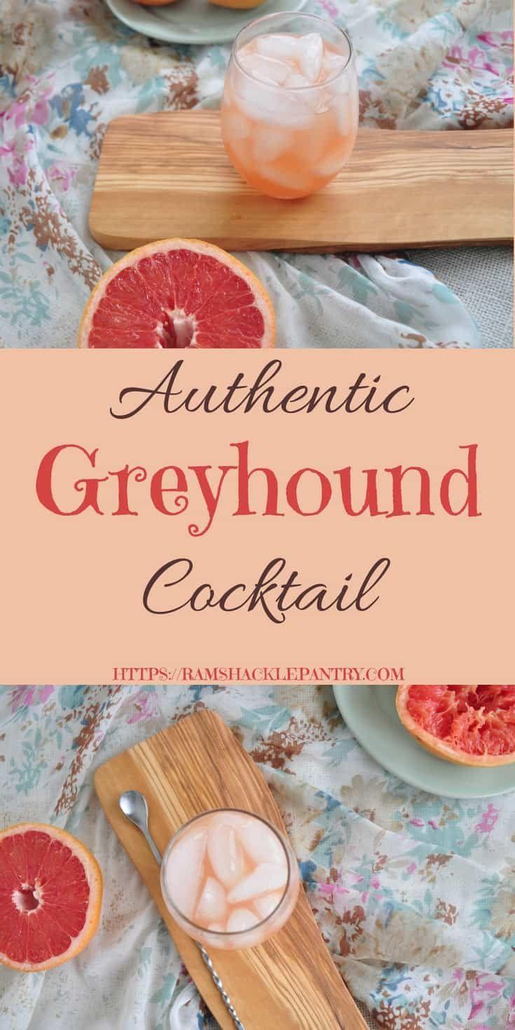 Greyhound Cocktail – How To Make A Greyhound