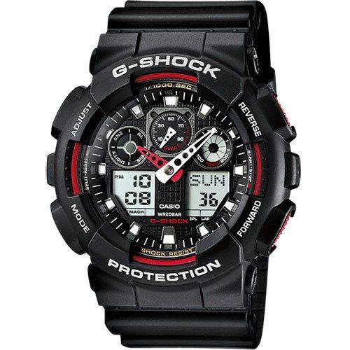 Casio  G Shock GA-100 [Opiniones y precio]