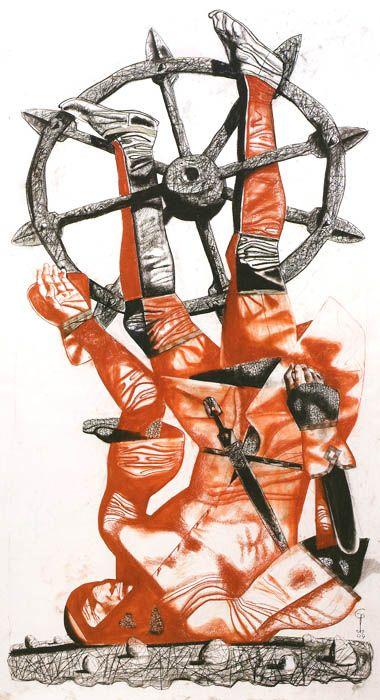 Музей рисунка - Хамид Владимирович Савкуев (род. 1964г).