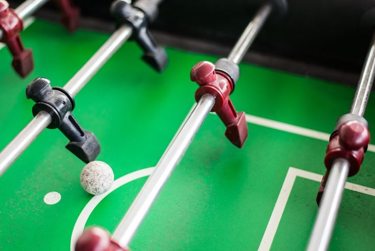 Realistic and stylish, fast-paced foosball game. One the Favourite pass time game #Foosball Game Apps is now available in the #Android and #Apple