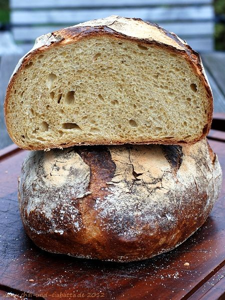 Brot mit ofengebackene SuBkartoffeln  German to English translation available