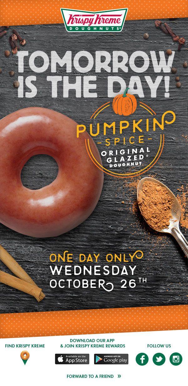 Krispy Kreme Email Design On Behance Email Design Krispy Kreme