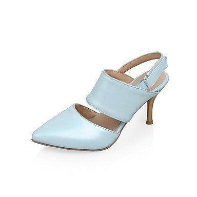 Dew Stiletto - Kunstleder - FRAUEN Absätze/Spitze Zehe - Pumps / High Heels ( Schwarz/Blau/Beige ) - http://on-line-kaufen.de/dew-hohe-fersen/dew-stiletto-kunstleder-frauen-absaetze-spitze-2