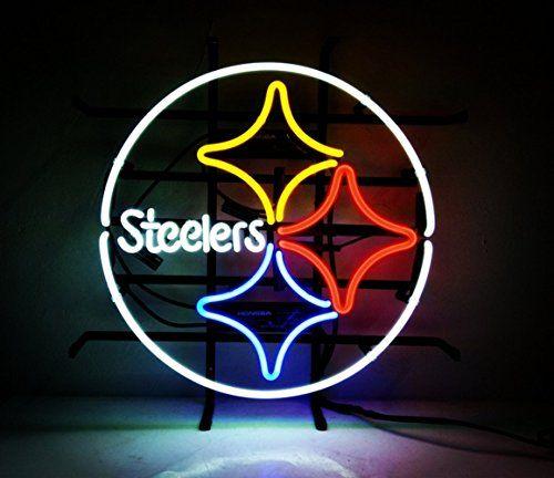 Pittsburgh Steelers Neon Signs