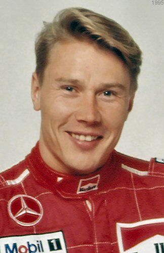 Young MIKA HÄKKINEN from Finland | F1 (aka my Mika ...