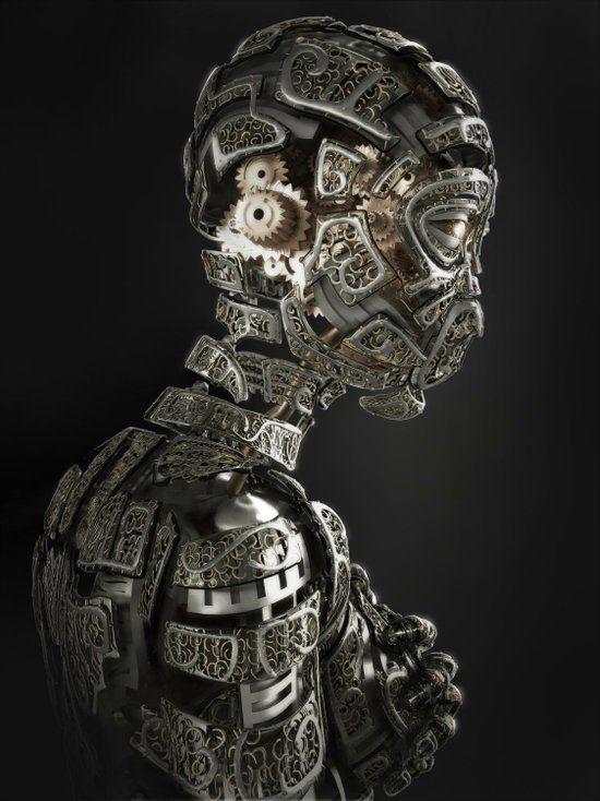 ✿ Steam Punk-droid ✿