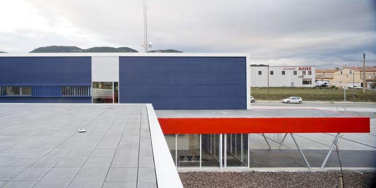 Gallery of Estación de Policía Montblanc / taller 9s arquitectes - 6